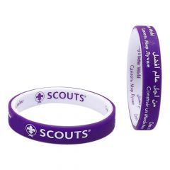 Armband scouts 2 kleuren