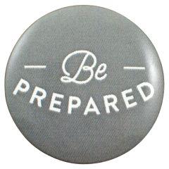 Button Be prepared