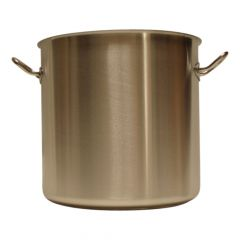Pot + deksel inox 36 X 36 cm / 36 l