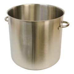 Pot inox 40 X 40 cm / 50 l
