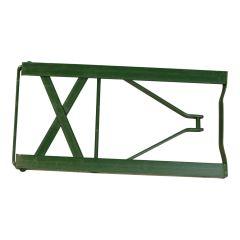 Scharnierpoot voor tafel 75 cm