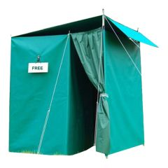 Wash room tent Alpino
