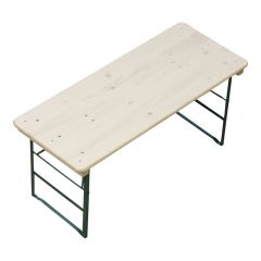 Kleine tafel blank gelakt