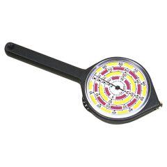 Curvimeter 1/20 000