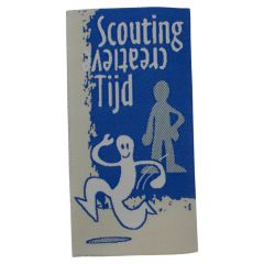 Jaarkenteken Scouting creatieve tijd '97-'98