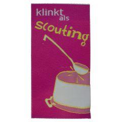 Jaarkenteken Klinkt als scouting '03-'04