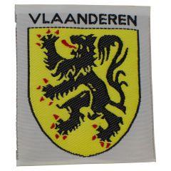 Schildje Vlaamse Leeuw