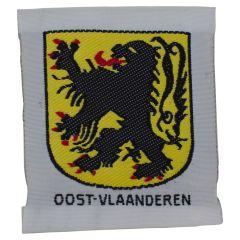 Provincieschildje Oost-Vlaanderen
