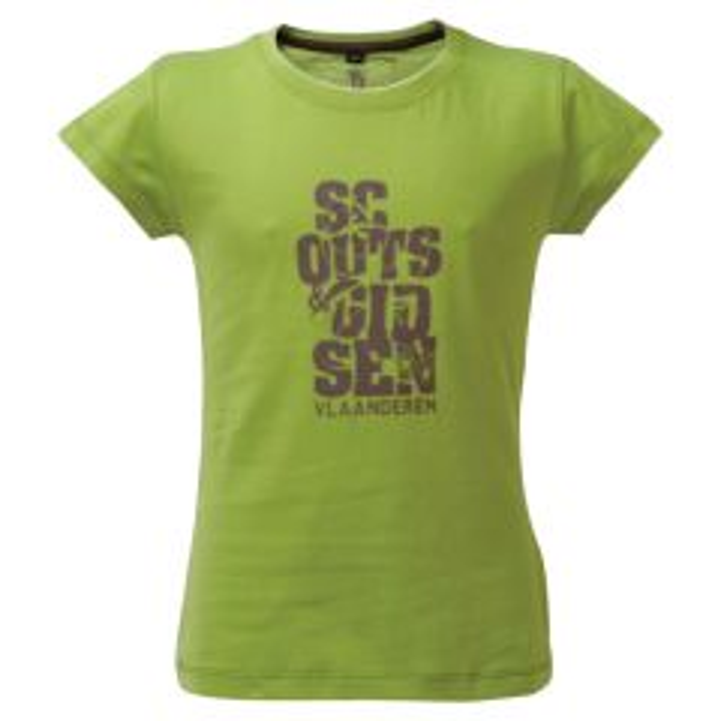 T-shirt bio meisjes kinderen