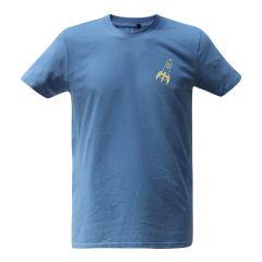 T-shirt Jaarthema Dromenland in zicht Heren