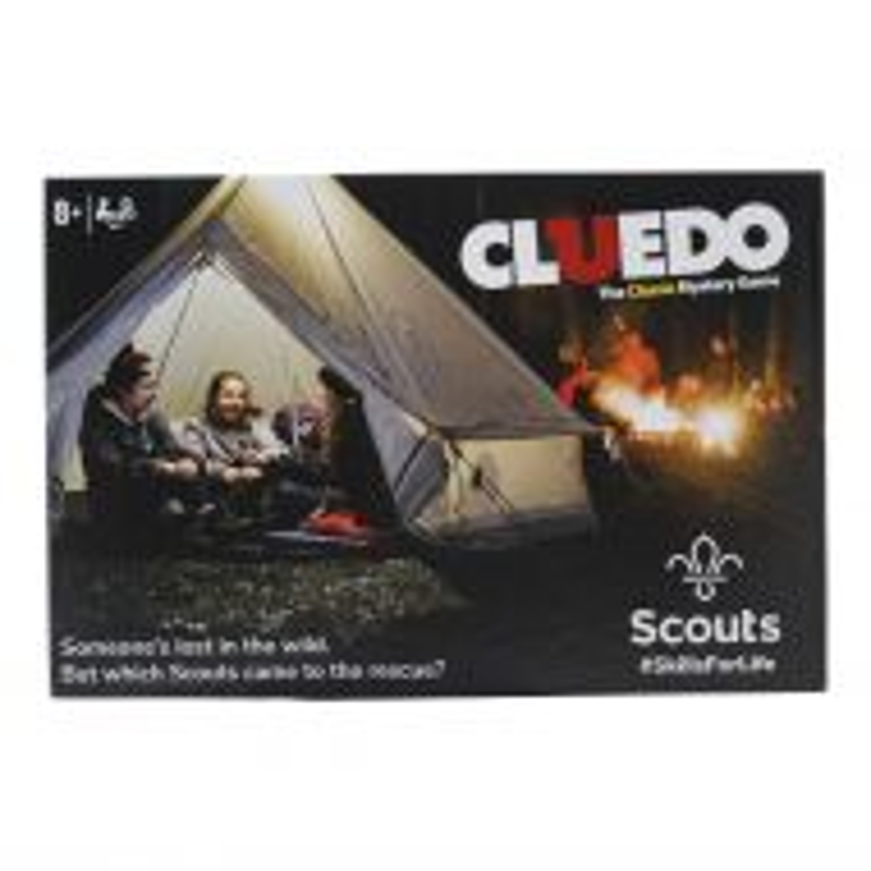 Cluedo Scouts