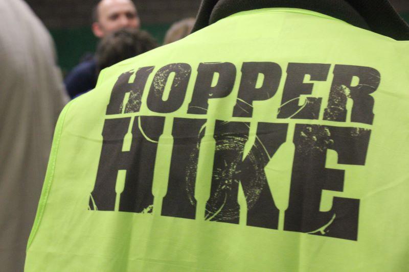 Hopper Hike Trektocht