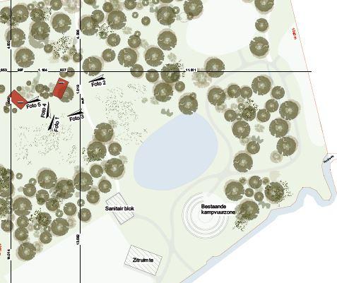 Merkenveld bouwt toffe trekkershutten voor 6 personen.